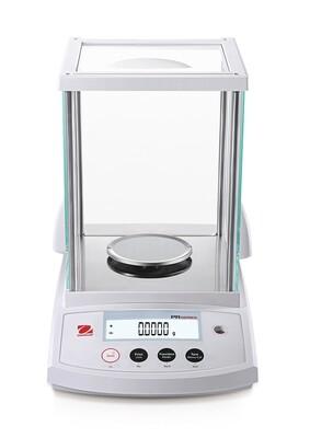 Ohaus® PR64/E Analytical Balance (62g. x 0.1mg.)