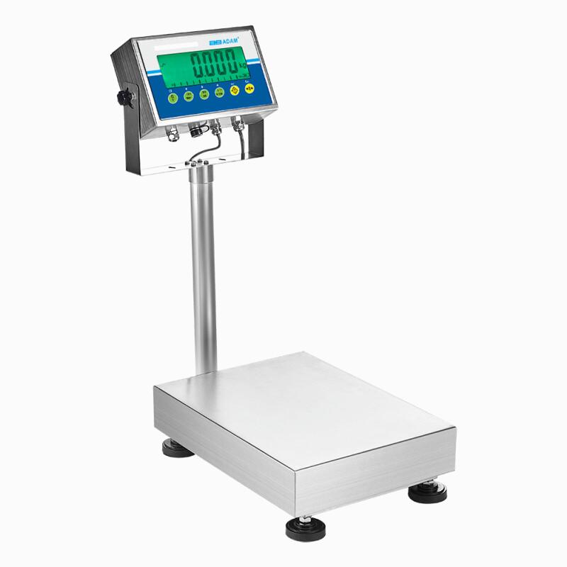 Adam Equipment Gladiator® GGB 65a Washdown Bench Scale   (65 lb. x 0.005 lb.)