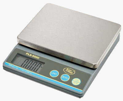 Yamato® PLS-5000 Lab Scale   (5000g. x 1.0g.) ONLY $129!