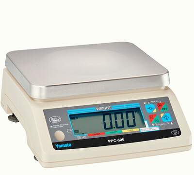 Yamato® PPC-300-60 Portion Control Scale (60 lb. x 0.02 lb.) -  'NTEP Approved' ONLY $275!