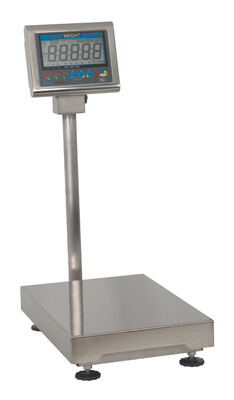 Yamato® DP-6700-300 Bench Scale   (300 lb. x 0.1 lb.) -  'NTEP Approved' ONLY $967!