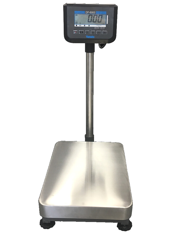 Yamato® DP-6900-60 Bench Scale   (60 lb. x 0.02 lb.) -  'NTEP Approved' ONLY $498!