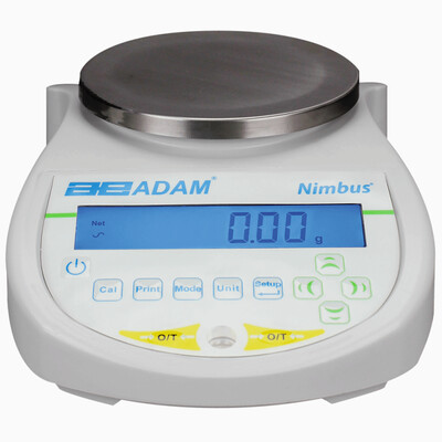 Adam Equipment® NBL 6201e Nimbus™ Balance  (6200g. x 0.1g.)