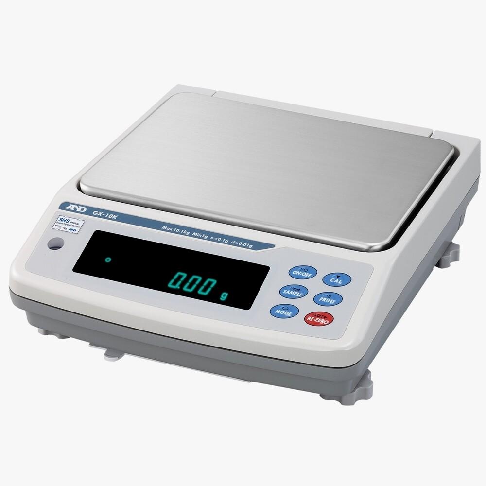 A&D Weighing® GF-8K Industrial Balance  (8100g. x 0.01g.)