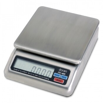 Doran® PC400-02 Portion Control Scale (1000g. x 0.1g.)