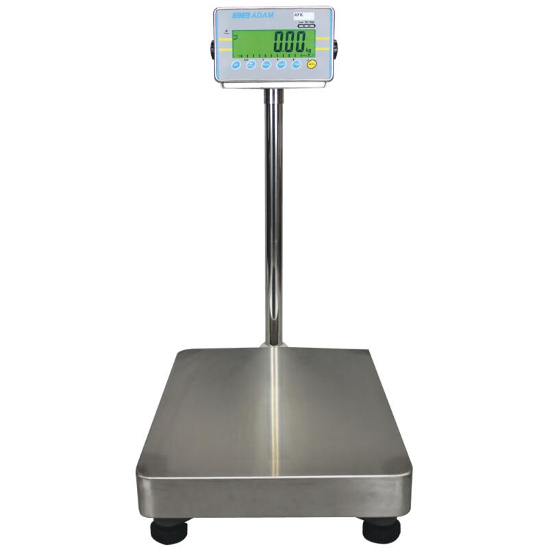 Adam Equipment® AFK 660a Floor Scale  (660 lb. x 0.05 lb.)