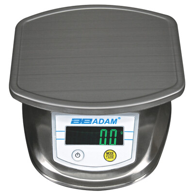 Adam Equipment Astro® ASC 8000 Compact Portioning Scale    (8000g. x  1.0g.)