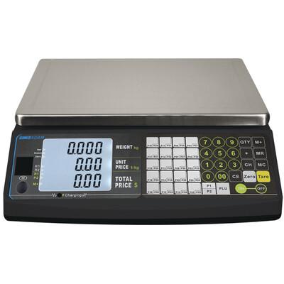 Adam Equipment Raven® RAV 6Da Price Computing Scale  (6.0 lb. x 0.002 lb.)
