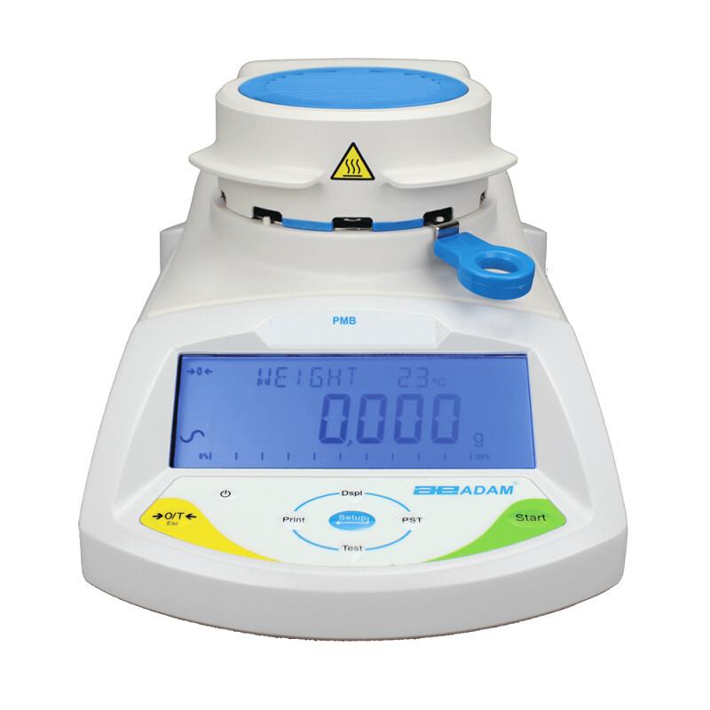 Adam Equipment® PMB 202 Moisture Analyzer (200g. x 0.01g / 0.05%)
