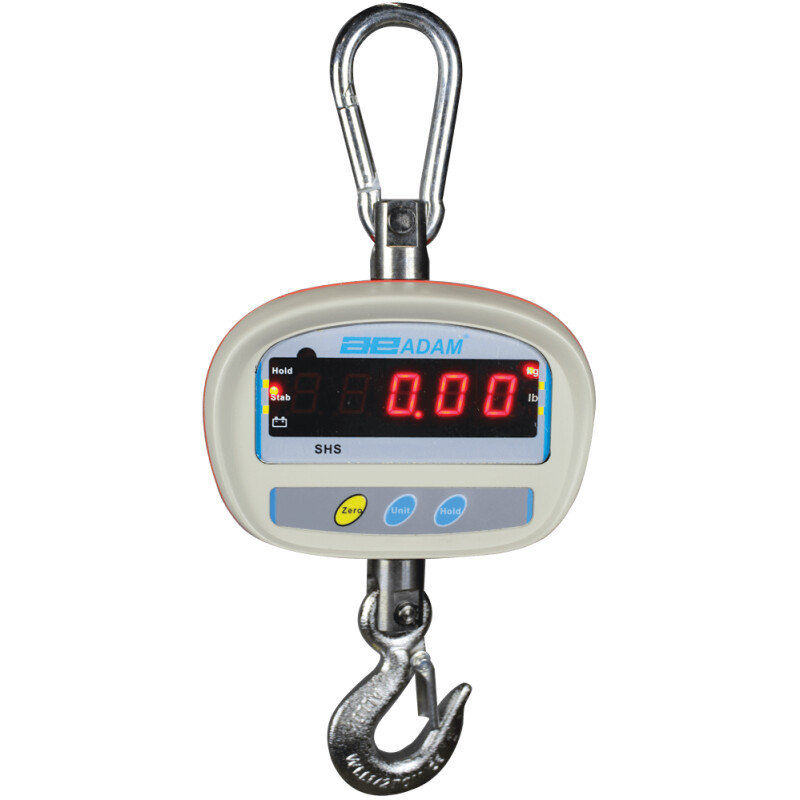 Adam Equipment® SHS 600a Crane Scale  (600 lb. x 0.1 lb.)