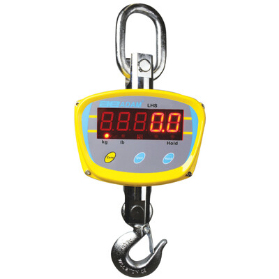 Adam Equipment® LHS 1000a Crane Scale  (1000 lb. x 0.2 lb.)