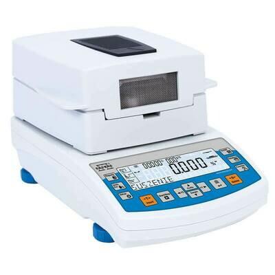 Radwag® MA 50/1.R Moisture Analyzer (50g. x 0.1mg.)