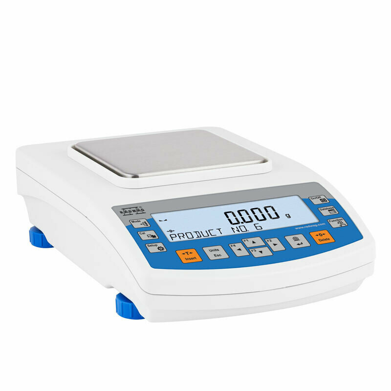 Radwag® PS 1000.X2 Milligram Balance  (1000g. x 1.0mg.)