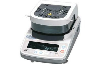 A&D Weighing® MX-50 Moisture Analyzer  (51g. x 1.0mg.)