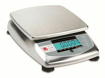 Ohaus® FD6H Food Portioning Scale  (15 lb. x 0.001 lb.)