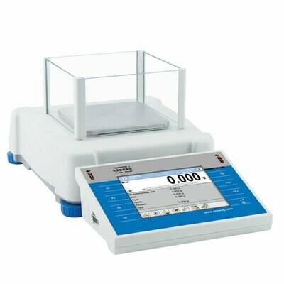 Radwag® PS 450.3Y Milligram Balance    (450g. x 1.0mg.)