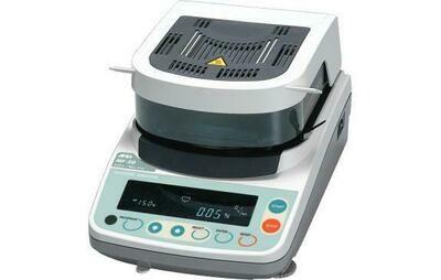 A&D Weighing® ML-50 Moisture Analyzer   (51g. x 0.005g.)