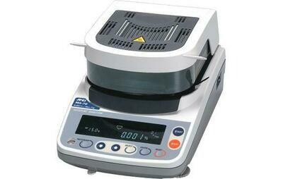 A&D Weighing® MS-70 Moisture Analyzer  (71g. x 0.1mg.)
