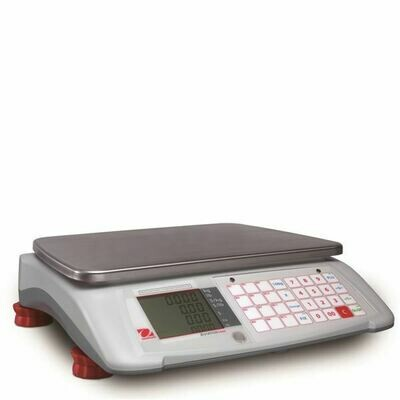 Ohaus® A71P30DNUS Aviator™ Price Computing Scale | (30/60 lb. x 0.01/0.02 lb.)