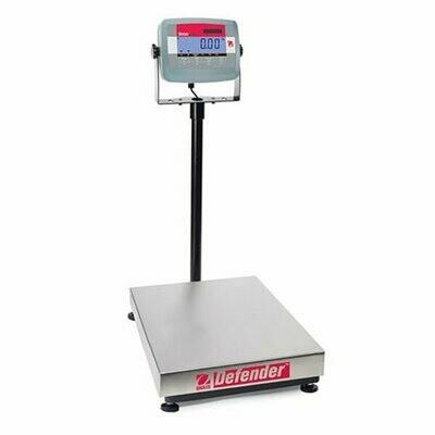 Ohaus® D31P60BL Defender™ 3000 Bench Scale  (132 lb. x 0.02 lb.)