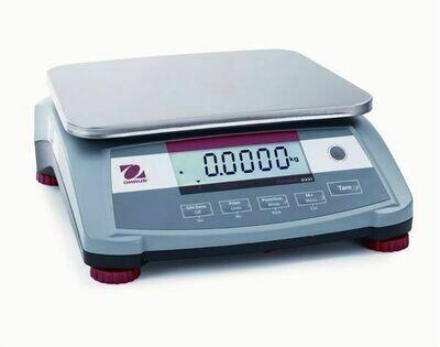 Ohaus® R31P3 Ranger™ 3000 Compact Bench Scale  (6.0 lb. x 0.0002 lb.)