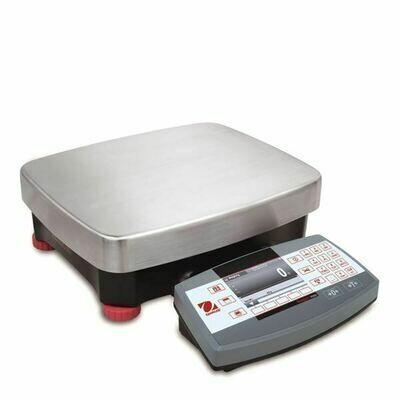 Ohaus® R71MHD3 Ranger™ 7000 Compact Bench Scale (6 lb. x 0.01g.)