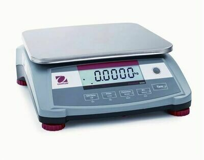 Ohaus® R31P15 Ranger™ 3000 Compact Bench Scale (30 lb. x 0.001 lb.)