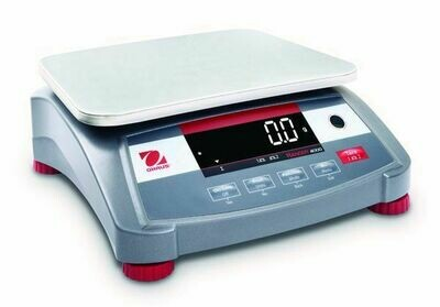 Ohaus® R41ME3 Ranger™ 4000 Compact Bench Scale (3000g. x 0.1g)