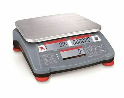 Ohaus® RC31P1502 Ranger™ 3000 Counting Scale (3.0 lb. x 0.0001 lb.)