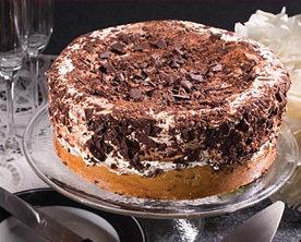 Mocha Cappuccino Cheesecake