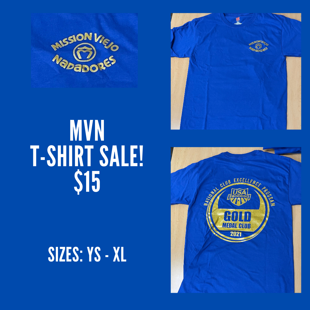 Mission Viejo Nadadores | T-shirts