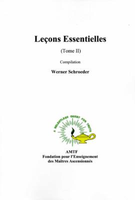 Leçons Essentielles (Tome II)
