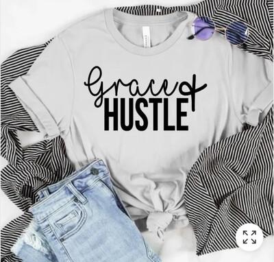 Grace And Hustle Tee