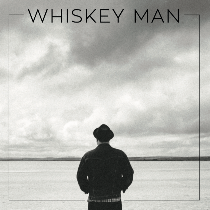 Whiskey Man by Eric Santucci - CD