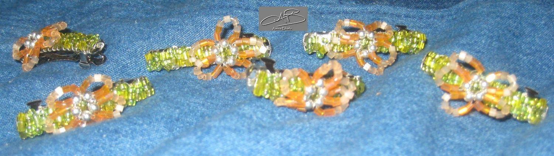 SWEET LITTLE PINS/ PETITES EPINGES DE CHEUVEUX