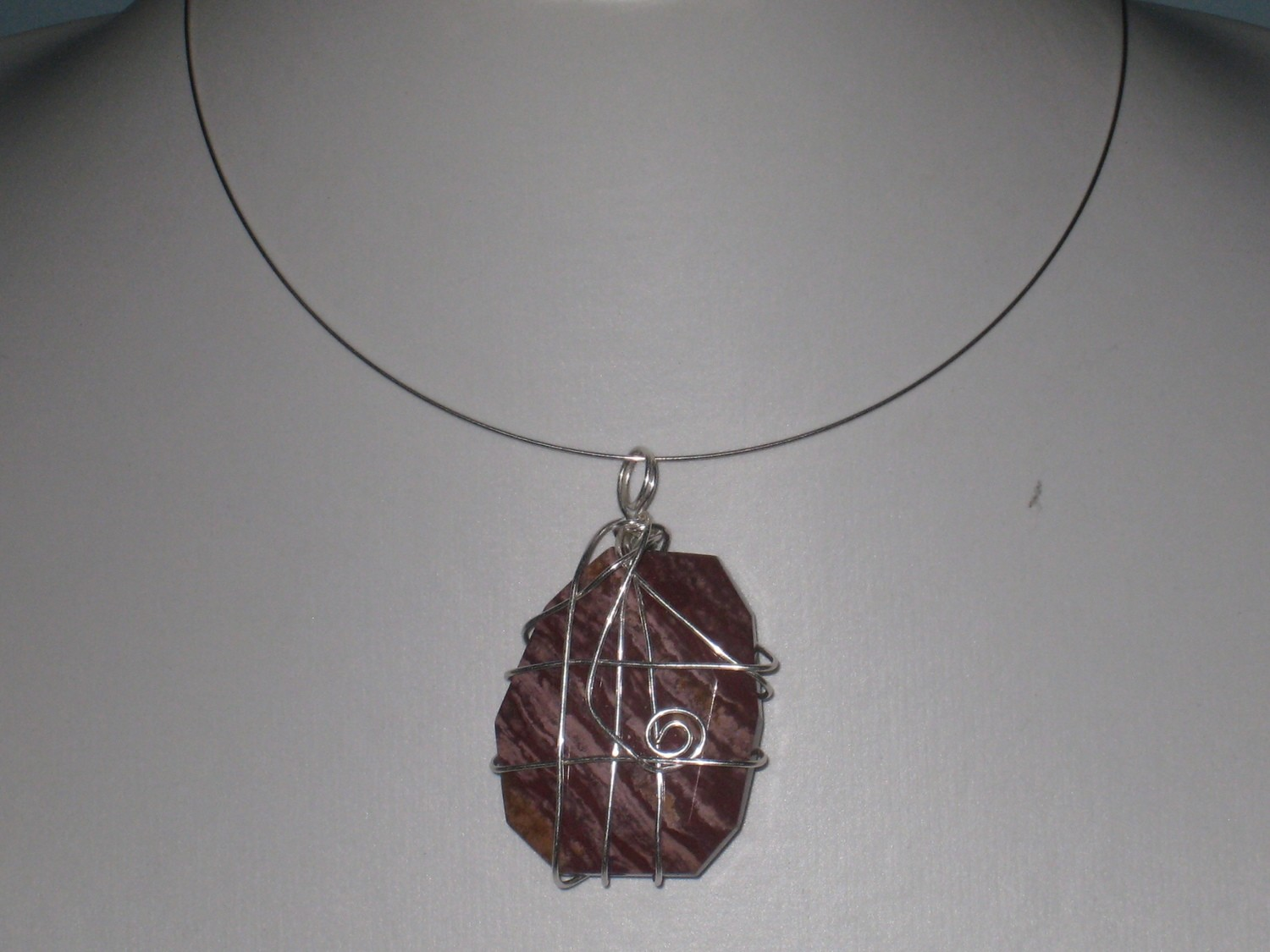 Red Rock Canyon Choker/ Collier