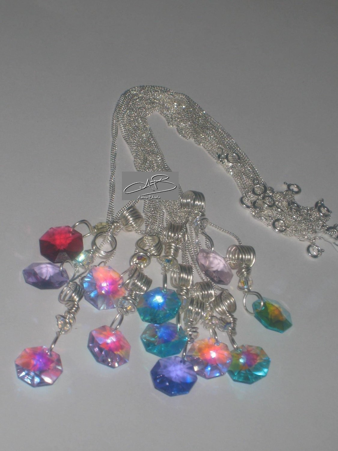 CHRISTINA NECKLACES/ COLLIERS