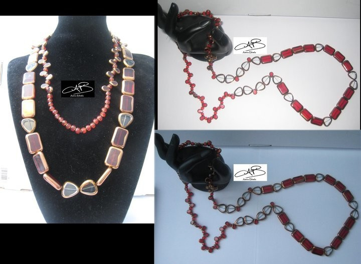 FABULOUS NECKLACE/ COLLIER FABULEUX