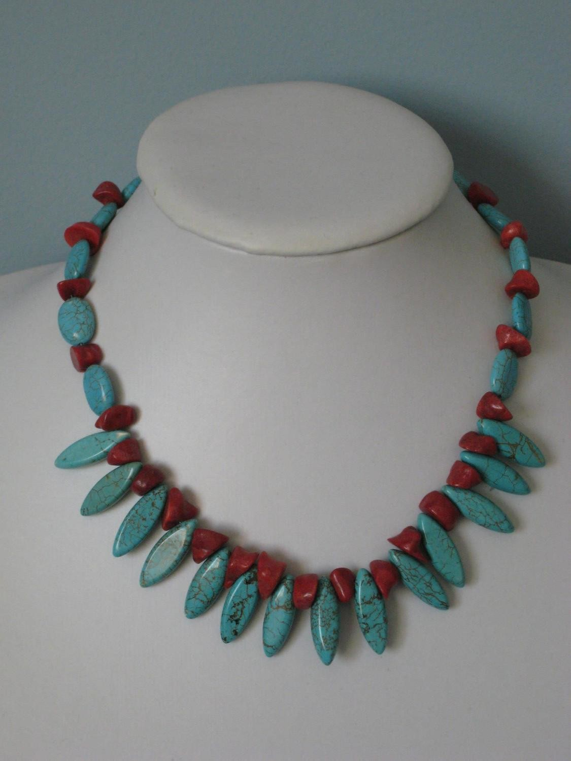 Jungle Fever Necklace/ Collier d'Air de Jungle