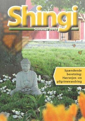 Shingi sommer 2012 - e-bog