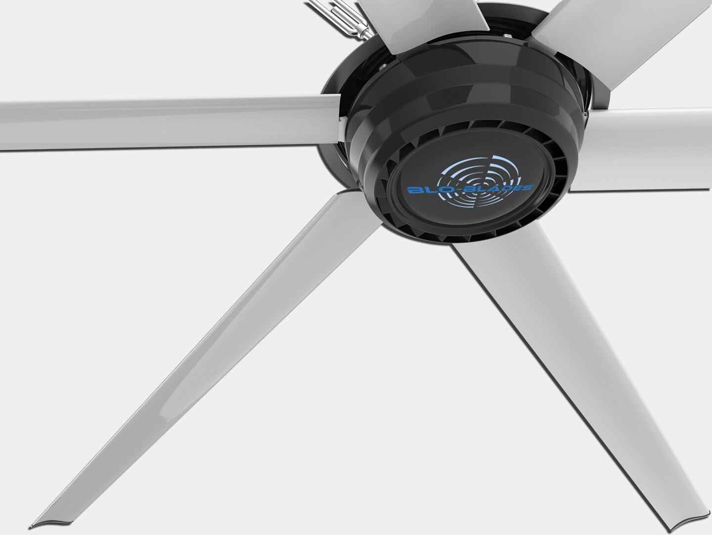 Soloist - Quiet HVLS Commercial Ceiling Fan