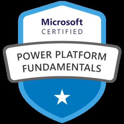 Voucher Exame PL-900 Power Platform Fundamentals