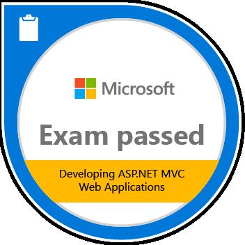70-486: Developing ASP.NET MVC Web Applications