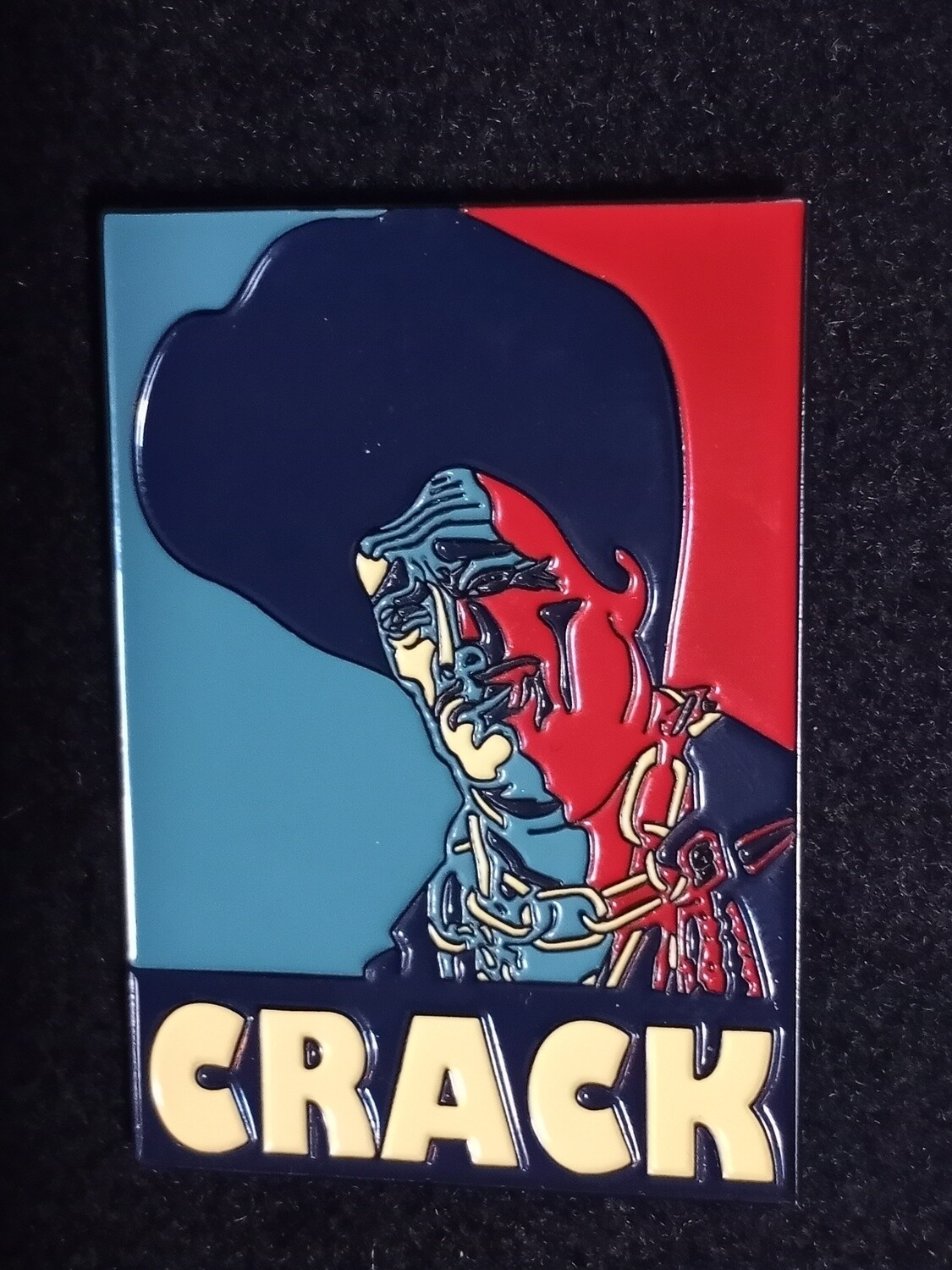 Unlimited Edition Sleazy Crack Pin