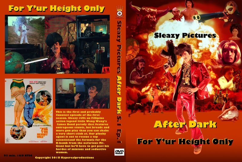 Sleazy Pictures After Dark - For Y'ur Height Only