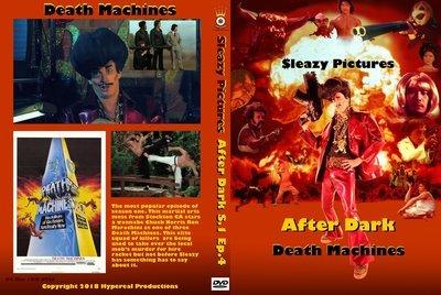 Sleazy Pictures After Dark - Death Machines