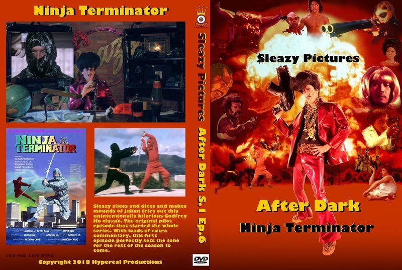 Sleazy Pictures After Dark - Ninja Terminator