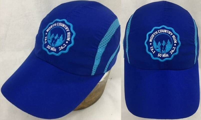 Blue Running Hat