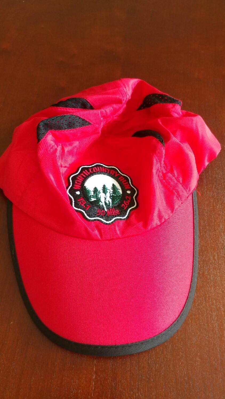 Red Running Hat