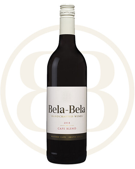 Bela Bela Western Cape Cape Blend  2018